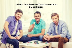 The Boys in the Lotto Lab