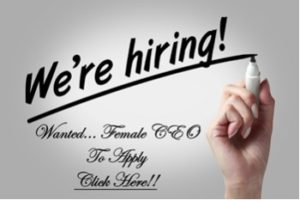 Hiring Female CEO