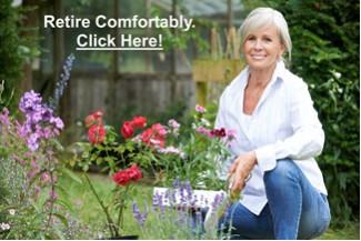 Women Retire Comfortably