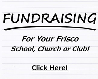 Fundraising in Frisco Texas