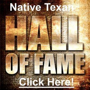 Native Texan Hall of Fame