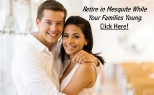 Retire Comfortably in Mesquite