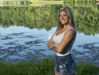 Joe Pool Lake Beautiful Woman