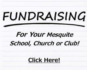 Mesquite Texas Fundraising