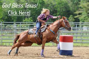 Barrell Racer - God Bless Texas