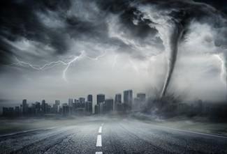 Garland Texas Tornado