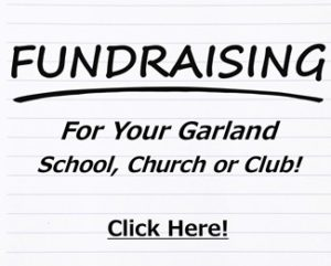Garland Texas Fundraising