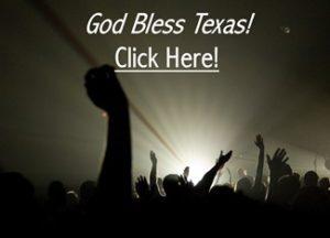 God Bless Texas Music Concert