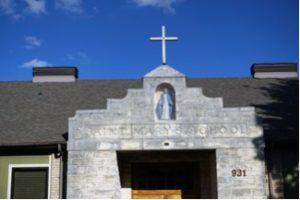 St Mary's Catholic School Gainesville Texas