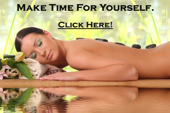 Make Time For Yourself - Get a Massage