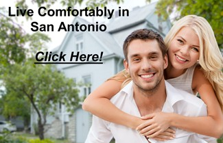 Live Comfortably in San Antonio
