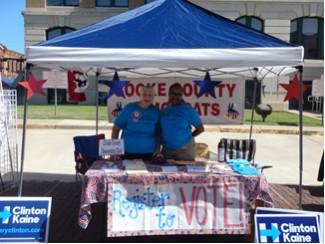 Cooke County Democrats