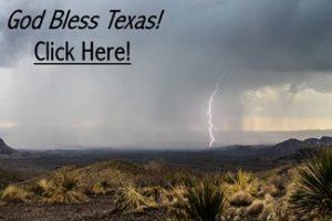 Texas Storm - God Bless Texas
