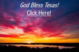 Purple Sky - God Bless Texas