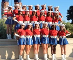 Kilgore Rangerettes State Fair of Texas